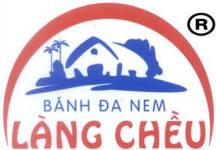 logo bánh đa nem làng chều