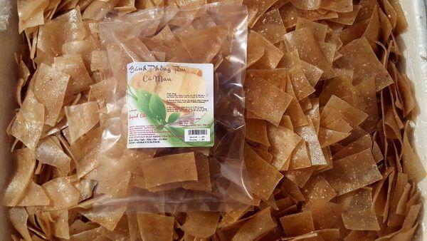 Bánh phồng tôm Quỳnh Chi